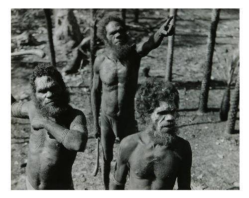 a history and the present of the aborigines in australia Measuring present disadvantage the the recent history of aboriginal people is one of hostile dealings with non in newcastle, 1982' (1985) 1 australian.