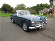 Sale 8332B - Lot 5 - MG MIDGET MKIII