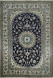 Sale 8370C - Lot 74 - Persian Nain Tabas 353cm x 245cm