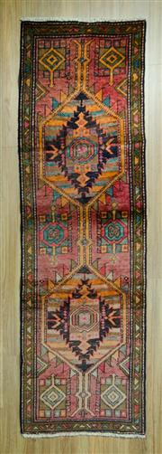 Sale 8585C - Lot 83 - Persian Hamadn 240cm x 70cm