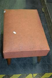 Sale 8093 - Lot 1090 - Pair of Retro Footstools