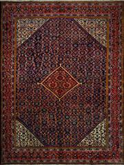 Sale 8360C - Lot 10 - Persian Mashad 385cm x 293cm