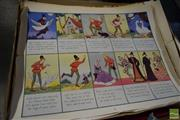 Sale 8530 - Lot 2218 - Box Childrens Educational Posters