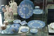 Sale 7874 - Lot 27 - Wedgwood Blue Jasper Ware & Other Blue Jasper Wares