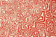Sale 8786 - Lot 530 - Jackie Giles Tjapaltjarri (c1940 - 2010) - Tingari Cycle 61 x 91cm (stretched and ready to hang)