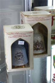 Sale 8276 - Lot 67 - Bells Whisky Bottles in Boxes (2)