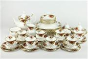 Sale 8456 - Lot 86 - Royal Albert Old Country Roses Dinner Wares