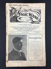 Sale 8539M - Lot 213 - The Magic Wand 1911, 6 vols. for February, May, June, July, August, & October
