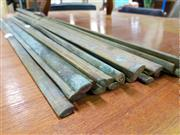 Sale 8462 - Lot 1065 - Large Collection of Brass Carpet Edging