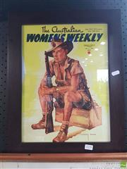Sale 8563T - Lot 2178 - 1944 Womans Weekly Print