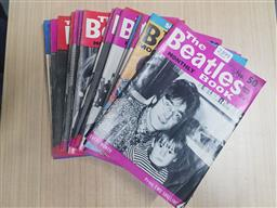 Sale 9152 - Lot 2399 - Collection of The Beatles Book, monthly magazines from the 60s