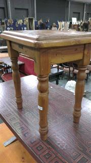 Sale 7944A - Lot 1020 - Country Style Side Table