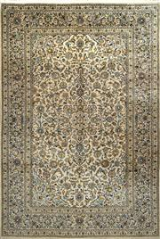 Sale 8335C - Lot 89 - Persian Kashan 238cm x 345cm