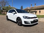 Sale 8863H - Lot 1 - A 2014 Volkswagen Golf GTi