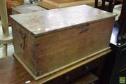 Sale 8566 - Lot 1574 - Small Lift Top Trunk