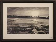 Sale 8734A - Lot 98 - Robert Billington - Bondi Beach c1980s 44 x 60cm (frame size)