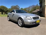 Sale 8863H - Lot 2 - A 1998 Mercedes Benz SLK230