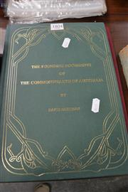 Sale 8013 - Lot 1804 - 2 Volumes: Eastman, David The Founding Documents of The Commonwealth of Australia, 1995; Albert Speer Architecture 1932-1942; ed...