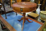 Sale 8566 - Lot 1711 - Timber Occasional table
