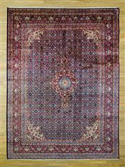 Sale 8589C - Lot 26 - Persian Tabriz, 365x267