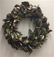 Sale 8310A - Lot 381 - Four Christmas wreathes, various designs and sizes