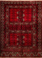 Sale 8321C - Lot 54 - Approx. 40 Years Old Afghan Parda 196cm x 145cm RRp $1700