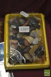 Sale 8407T - Lot 2389 - Collection Of Exotic Polished Stones