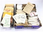 Sale 8539M - Lot 214 - Sealed Secrets - a large quantity of mail-order and home-made tricks, most sealed in envelope