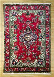 Sale 8589C - Lot 27 - Persian Tabriz, 365x250