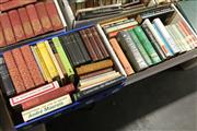 Sale 8346 - Lot 2292 - 2 Boxes French Literature