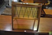 Sale 8350 - Lot 1060 - Danish Magazine Rack