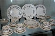 Sale 7998 - Lot 57 - Royal Albert  Brigadoon Dinner Setting For Five With Spares
