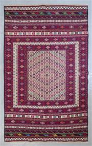 Sale 8480C - Lot 74 - Persian Somak 200cm x 115cm