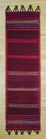 Sale 8585C - Lot 92 - Turkish Kilim 250cm x 74cm