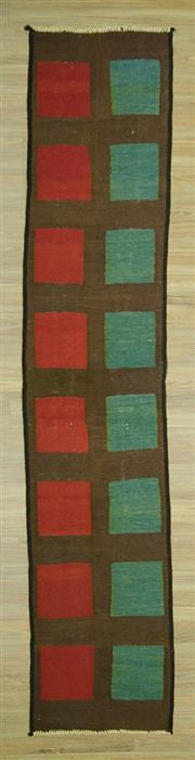 Sale 8585C - Lot 93 - Turkish Kilim 324cm x 66cm
