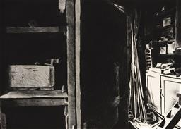 Sale 9256A - Lot 5013 - HERTHA KLUGE POTT (1934 - ) Industrial Work Shop etching, ed. 17/30 (mounted/unframed) 76 x 101.5 cm signed lower right