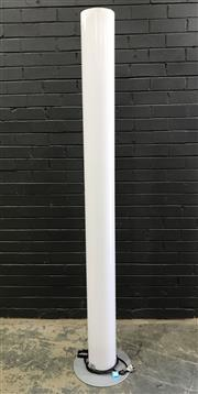 Sale 9002 - Lot 1001 - Flos Floor Lamp with Lucite Shade (h:198cm)
