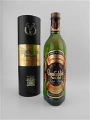 Sale 8531 - Lot 1978 - 1x Glenfiddich Pure Malt Scotch Whisky - old bottling, in canister
