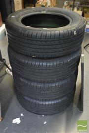 Sale 8530 - Lot 2105 - 4 Goodyear New 16 Inch Tyres
