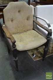 Sale 8545 - Lot 1050 - Art Deco Armchair