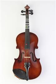 Sale 8783 - Lot 3 - Students Violin