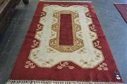 Sale 8165 - Lot 1027 - Turkish Hand Knotted Rug (236x156cm)