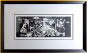 Sale 8338A - Lot 58 - A Collection Domain Picasso giclee lithograph, Guernica, ltd ed. 303/500, 23 x 61cm