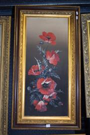 Sale 8410T - Lot 2059 - Artist Unknown (XX) - Floral Still Life 75 x 32cm