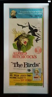 Sale 8723 - Lot 1016 - ALFRED HITCHCOCKS: The Birds