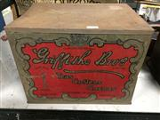Sale 8797 - Lot 2250 - Collection of Boxes inc Griffith Bros Tea and Coffee