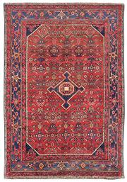 Sale 8697A - Lot 4 - A Cadrys Pure Wool Vintage Iranian Tribal Hamadan Rug c. 1970 206 x 144cm, RRP $2500