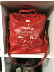 Sale 8805 - Lot 1020 - Wisleys Bus and Coach Services Bag