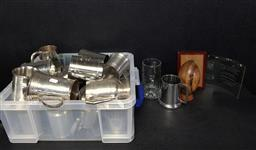 Sale 9254 - Lot 2201 - Collection of Awards for Robert Egerton, most Tankards