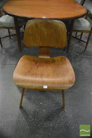 Sale 8350 - Lot 1055 - Eames DCW Chair